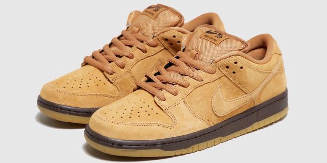 Nike SB Dunk Low - Wheat Mocha (BQ6817-204)
