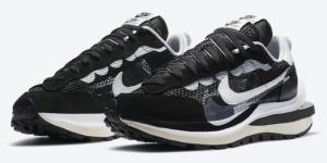 Release datum: Sacai x Nike Pegasus VaporFly SP – Black White (CV1363-001)