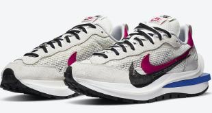 Release datum: Sacai x Nike VaporWaffle - Sail (CV1363-100)