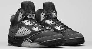 Release datum van de Air Jordan 5 - Anthracite (DB0731-001)