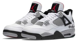Air Jordan Retro 4 - (CT8527-100)