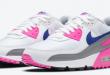 release datum van de Nike Air Max III (90) WMNS - Concord (DC9209-100)