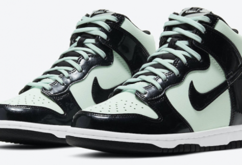Release Datum van de Nike Dunk High - All-Star 2021 (DD1846-300)