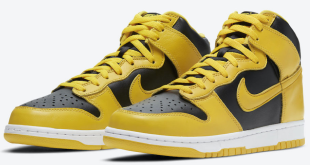 Release datum van de Nike Dunk High SP – Varsity Maize (CZ8149-002)