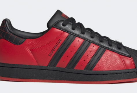 Release Datum van de Marvel x Playstation x Adidas Superstar
