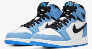 Air Jordan 1 High OG – University Blue (555088-134)