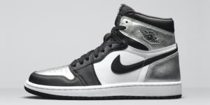 Release datum van de Air Jordan 1 High OG WMNS - Silver Toe (CD0461-001)