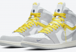 Air Jordan 1 High Switch - Light Smoke Grey (CW6576-100)