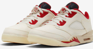 Release Datum van de Air Jordan 5 Low - Chinese New Year (DD2240-100)