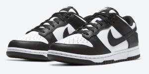 Nike Dunk Low – White - Black (DD1503-101)