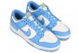 Release datum van de Nike Dunk Low - Coast (DD1503-100)