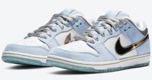 Release datum van de Sean Cliver x Nike SB Dunk Low (DC9936-100)
