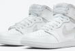 Release datum van de Air Jordan 1 High 85 - Neutral Grey (BQ4422-100)
