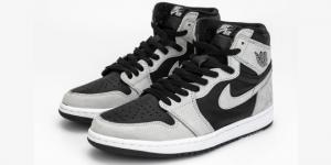 Release datum van de Air Jordan 1 High OG - Shadow 2.0 (555088-035)
