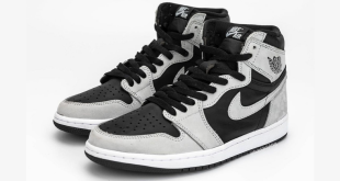 Release datum van de Air Jordan 1 High OG - Shadow 2.0 (555088-035)