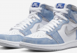 Release datum van de Air Jordan 1 Retro High OG - Hyper Royal (555088-402)