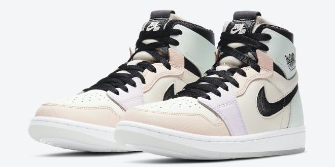 release datum van de Air Jordan 1 Zoom Comfort - Easter (CT0979-101)