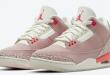 Air Jordan 3 (WMNS) - Rust Pink (CK9246-600)