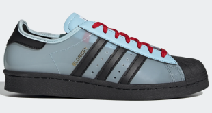 Release datum van de Blondey x adidas Superstar - Starlight Blue (H03341)