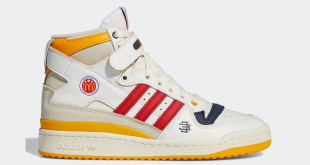 Eric Emanuel x adidas Forum Hi - McDonalds All American Games