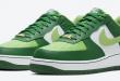 Sneaker release van de Nike Air Force 1 - St. Patrick's Day (DD8458-300)
