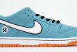 Release datum van de Nike SB Dunk Low - Gulf Club 58 (BQ6817-401)