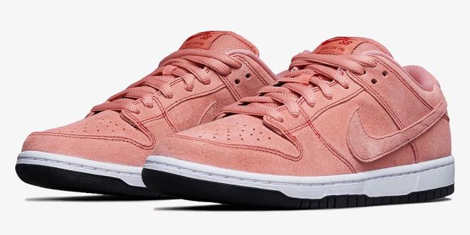 Release datum van de Nike SB Dunk Low - Pink Pig (CV1655-600) v2