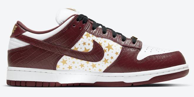 Supreme x Nike SB Dunk Low - Barkroot Brown (DH3228-103)