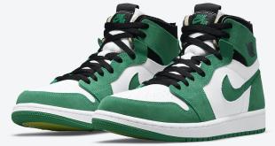 Release datum van de Air Jordan 1 Zoom CMFT - Stadium Green (CT0978-300)