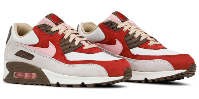 DQM x Nike Air Max 90 QS – Bacon (CU1816-100)