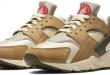 Release datum van de Stüssy x Nike Air Huarache - Desert Oak (DD1381-200)