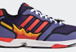 The Simpsons x adidas ZX 1000 - Flaming Moe's (H05790)