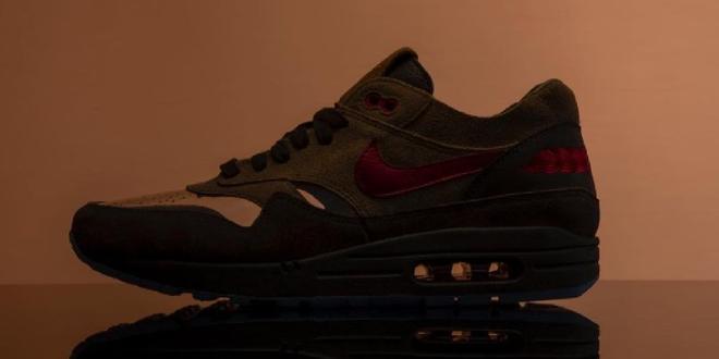 CLOT x Nike Air Max 1 Kiss of Dead (K.O.D) - CHA