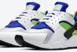 Release datum van de Nike Air Huarache OG - Scream Green (DD1068-100)