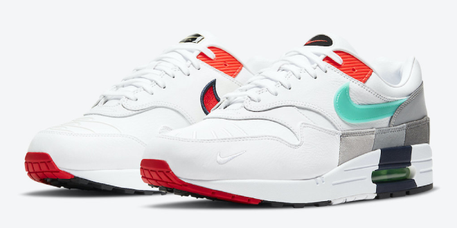 Release datum van de Nike Air Max 1 - Evolution of Icons (CW6541-100)