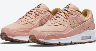 Nike Air Max 90 Flora Pack - 'Pink' Cork (DD0384-800)