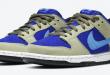 Release datum van de Nike SB Dunk Low - Celadon (BQ6817-301)