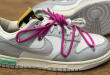 Off-White x Nike Dunk Low - The 50 Collectie