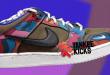 Parra x Nike SB Dunk Low 2021 (DH7695-102)
