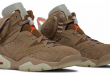 Release update Travis Scott x Air Jordan 6 - British Khaki (DH0690-200)