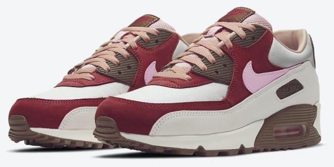 UPDATE DQM x Nike Air Max 90 - Bacon (CU1816-100)