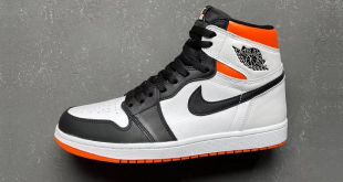 Release datum van de Air Jordan 1 High OG - Electro Orange (555088-180)