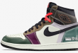 Release datum van de Air Jordan 1 High OG - Hand Crafted (DH3097-001)