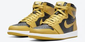 release datum van de Air Jordan 1 High OG - Pollen (555088-701)