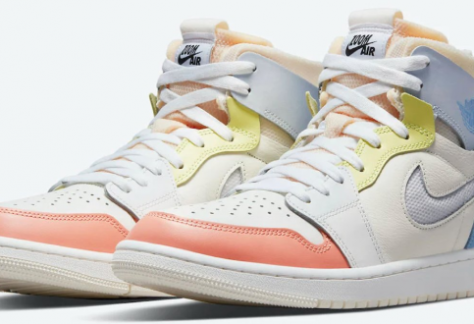 release datum van de Air Jordan 1 High Zoom – To My First Coach