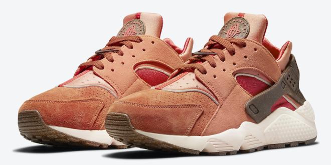 release datum van de Nike Air Huarache - Turf Orange (DM6238-800)