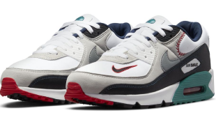 Nike Air Max 90 Griffey Jr 24 - 'Backwards Cap'