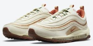 Release datum van de Nike Air Max 97 - 'Coconut Milk' Cork (DC3986-100)