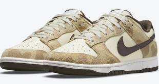 Nike Dunk Low PRM Animal Pack - Beach (DH7913-200)