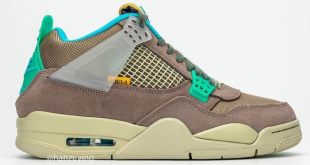 Union LA x Air Jordan 4 (30th Anniversary) Taupe Haze (DJ5718-242)